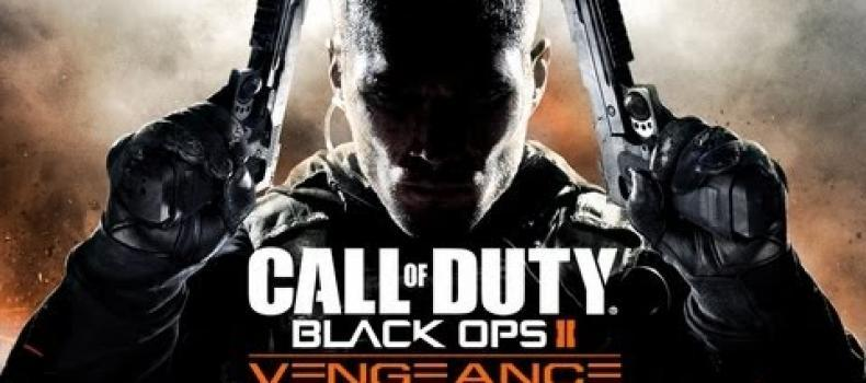 Leaked image outs Black Ops II's third DLC 'Vengeance'