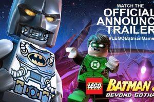 LEGO Batman 3: Beyond Gotham Announced