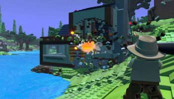 LEGO Worlds Announced, To Compete With Minecraft