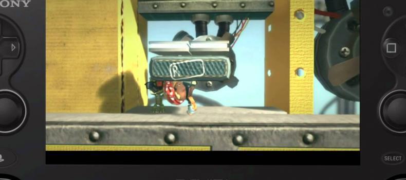 LittleBigPlanet Vita E3 Trailer