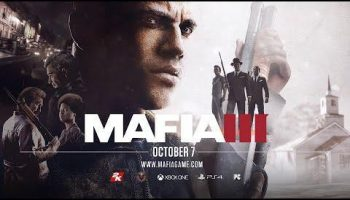 Mafia 3 Set for October Release Date