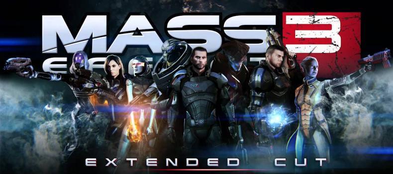 Mass Effect 3 Extended Ending Releasing Next Tuesday