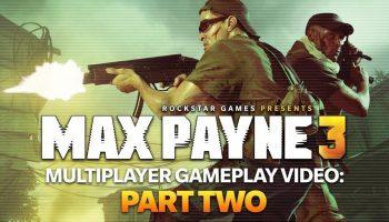 Max Payne 3 New Multiplayer Trailer