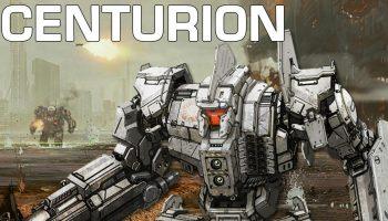 MechWarrior Online Centurion Trailer