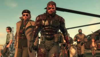 Metal Gear Solid V: The Official Launch Trailer Has Landed