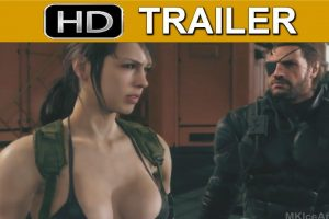 Metal Gear Solid V: The Phantom Pain Confirmed For 2015
