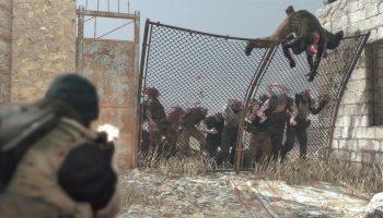 Metal Gear Survive: New Gameplay Video Released