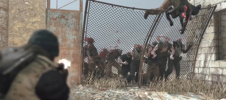 E3 2017: Metal Gear Survive Has Been Delayed