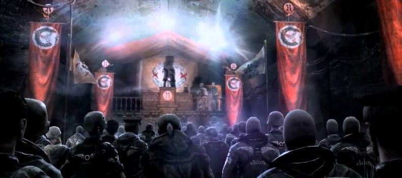 Metro: Last Light Gameplayer Trailer Part 2