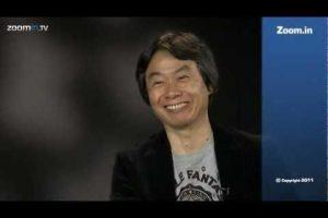 "Miyamoto: Working on ""Undisclosed Original Title"""