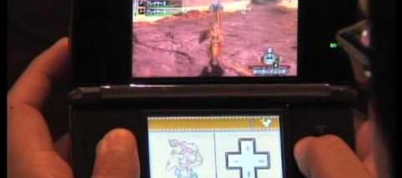 Monster Hunter 3G Off-Screen Gameplay