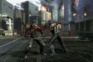 Mortal Kombat 9: Classic Noob and Smoke DLC skins