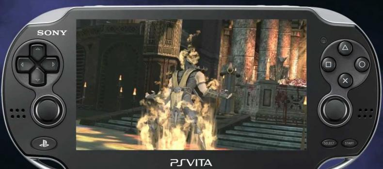 Mortal Kombat for PS Vita: Launch trailer