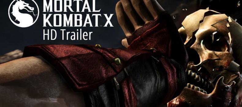Mortal Kombat X Shaolin Trailer Spotlights Liu Kang, Kung Lao and Bloody Fatalities