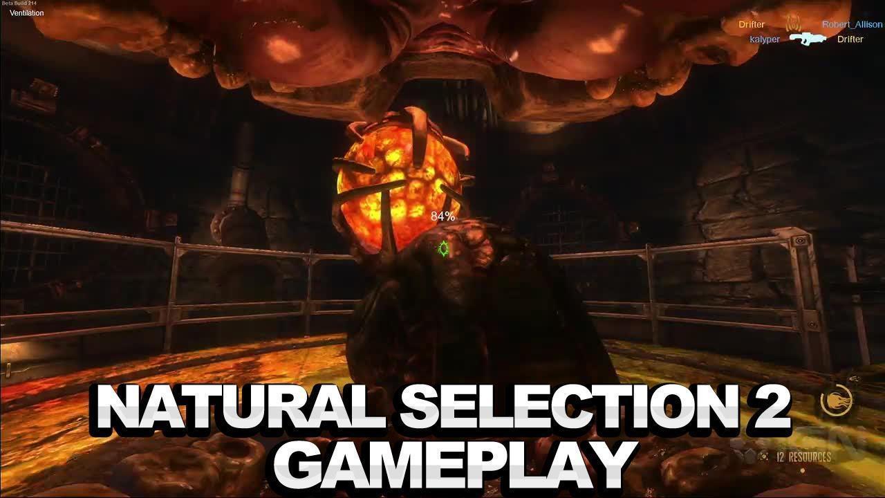 Natural Selection  Gameplay Marine