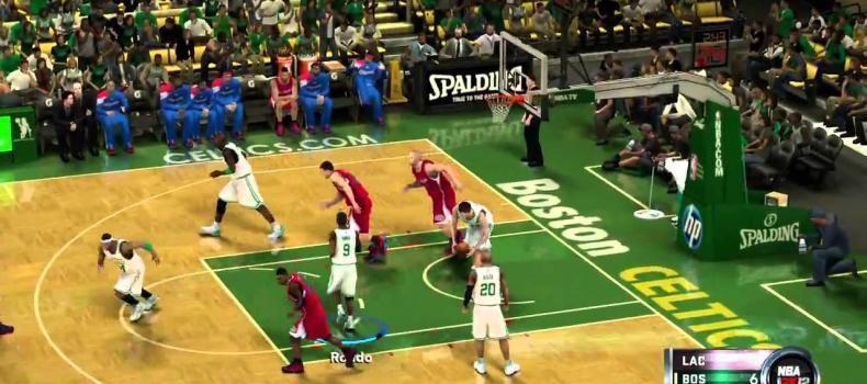 NBA 2K12 – Los Angeles Clippers vs. Boston Celtics Trailer