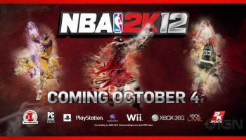 NBA 2K12 Meet The Greatest Trailer