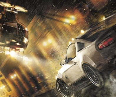 """Need for Speed: The Run """"Death from Above"""" Trailer"""