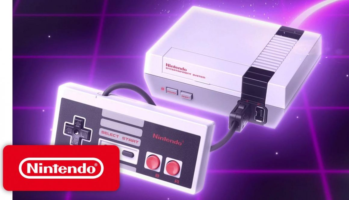 NES Classic Edition Promo Video Released