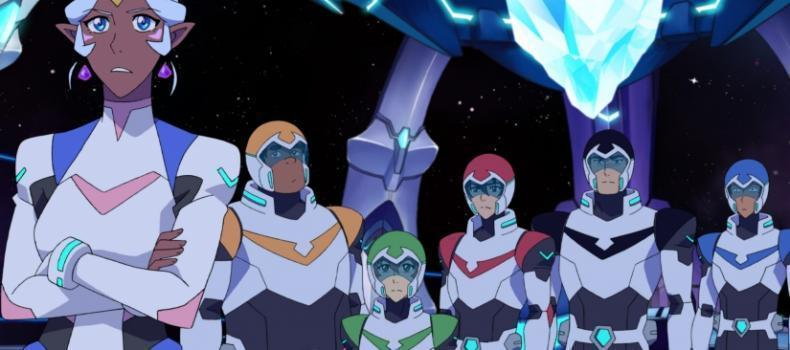 Voltron: Legendary Defender Season 03 Coming In August