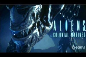 New 'Aliens: Colonial Marines' Trailer