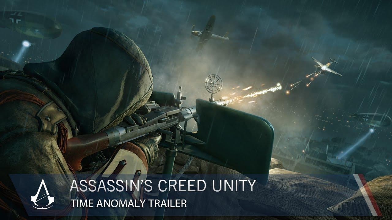 New Assassin S Creed Unity Trailer Shows Arno Visiting World War