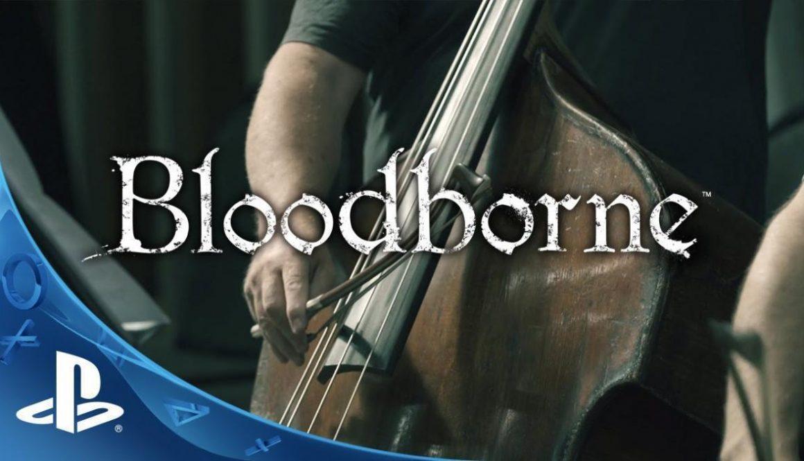 New Bloodborne Music Soundtrack Video Featurette