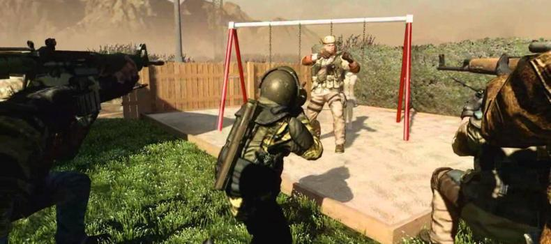 New Call of Duty: Elite Trailer