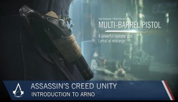 New Character Trailer For Assassin's Creed: Unity
