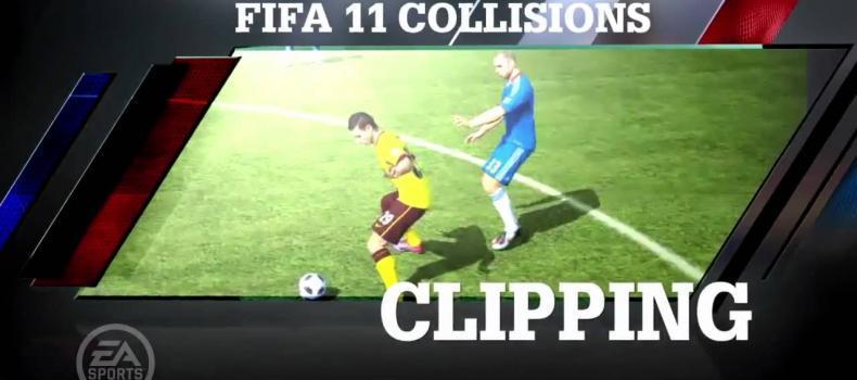 New FIFA 12 Player Impact Engine Trailer