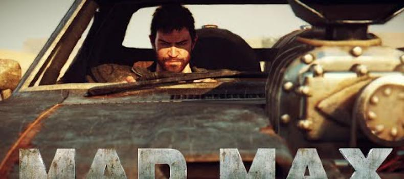 New Mad Max Gameplay Trailer Features Wasteland Overview