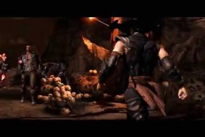 New Mortal Kombat X Trailer Features the Briggs Family