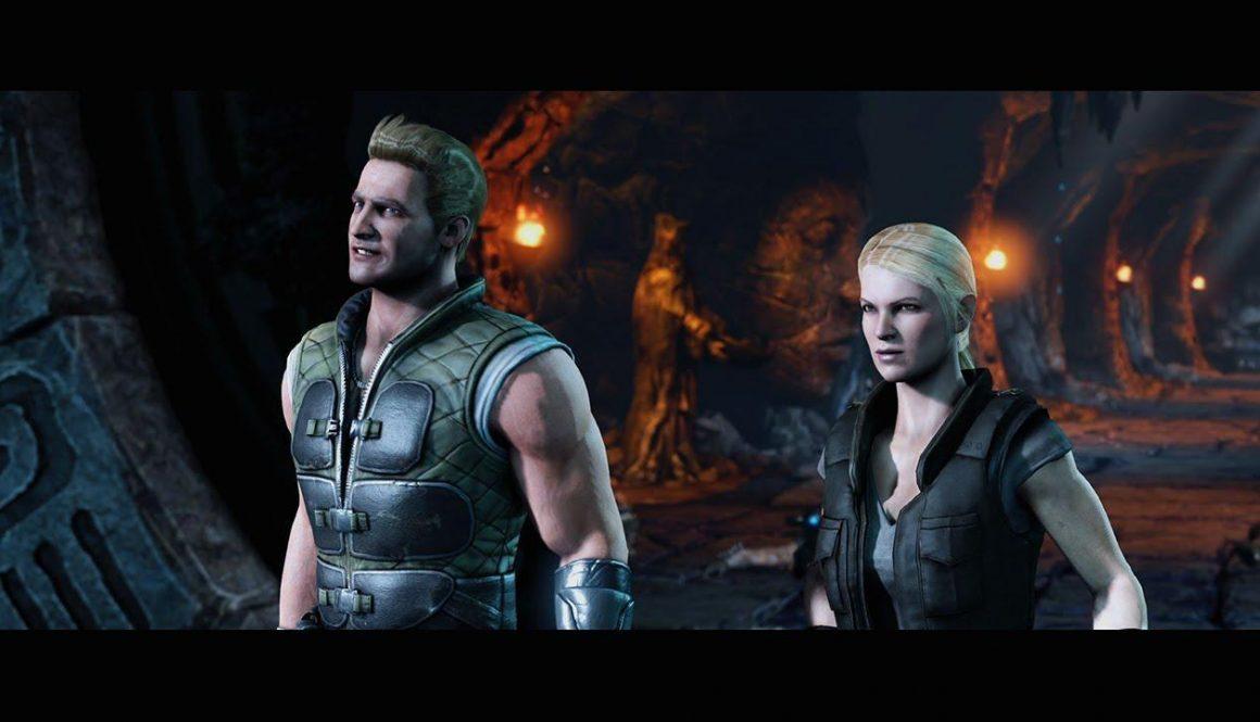 New Mortal Kombat X Trailer Reveals Sonya Blade