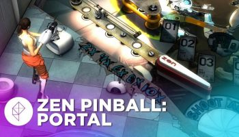 New Portal Table Set to Arrive on Pinball FX2 and Zen Pinball