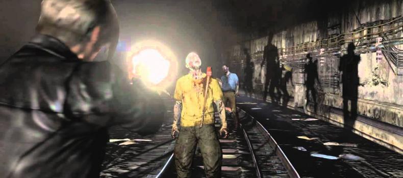 New Resident Evil 6 Gameplay Videos