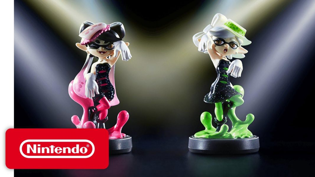 New Splatoon Amiibo Due Out This Summer