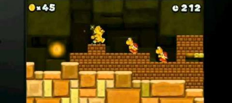 New Super Mario Bros 2 Announced!