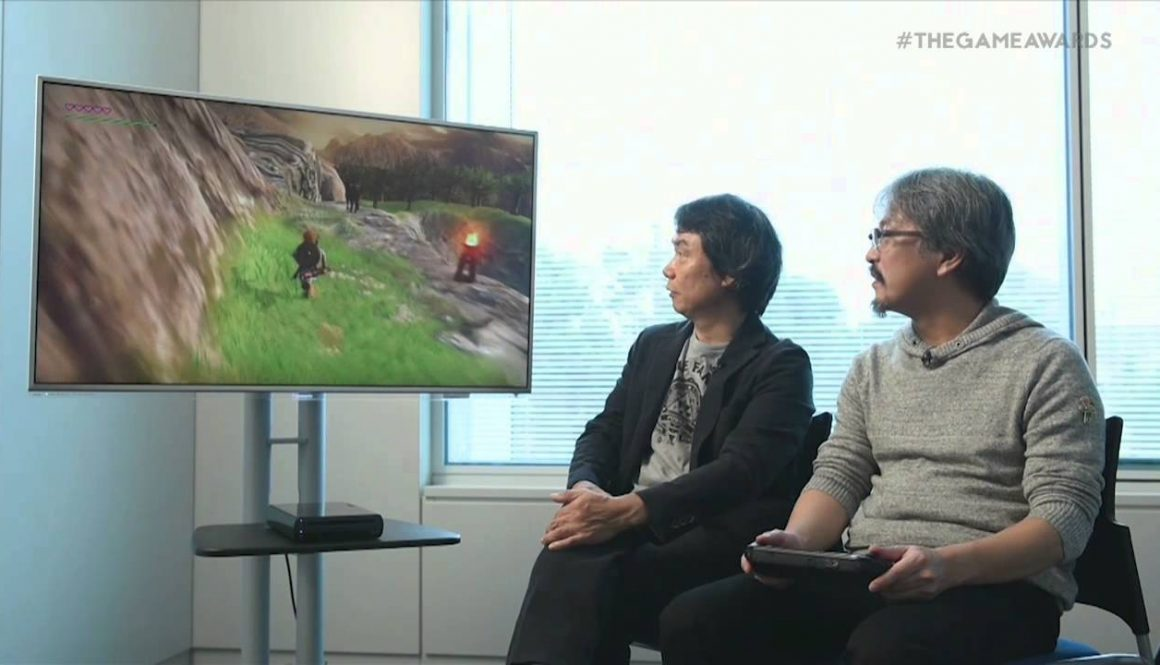 New The Legend of Zelda Wii U Gameplay Revealed