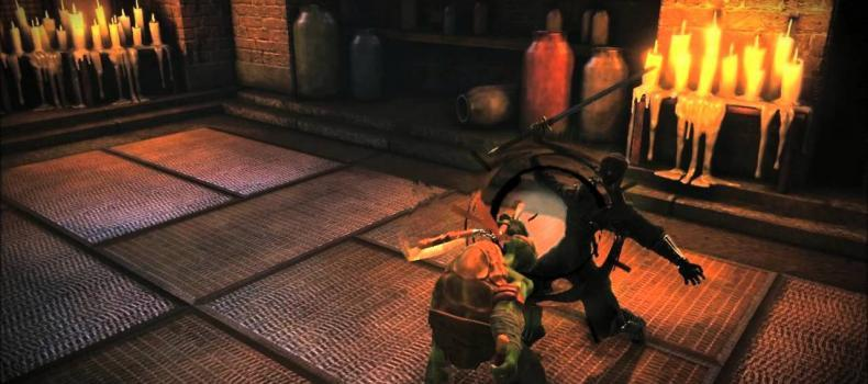 New TMNT videogame trailer steps Out of the Shadows
