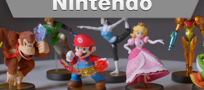 Nintendo Introduces Amiibo Figures