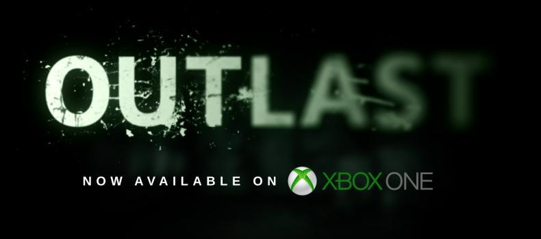 Outlast Is Now Available On Xbox One