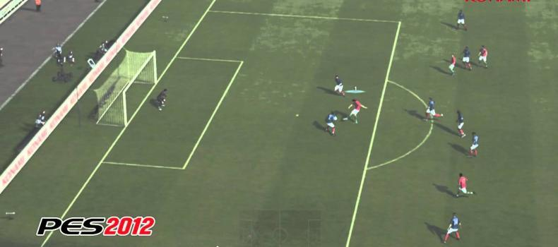 PES 2012: Teammate Assisted Trailer
