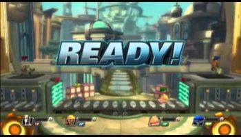 PlayStation All-Stars Battle Royale Announced For Vita, E3 Cross-Play Footage