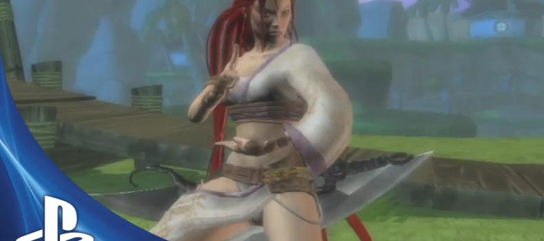 PlayStation All-Stars: Nariko and Sir Daniel Fortesque Trailers
