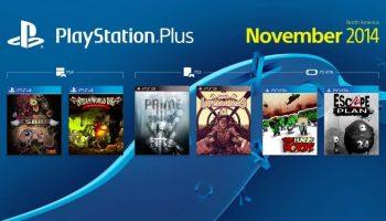 PlayStation Plus Games For November Revealed
