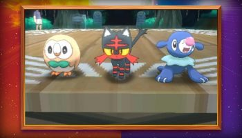 Pokemon Sun And Moon Details Revealed!