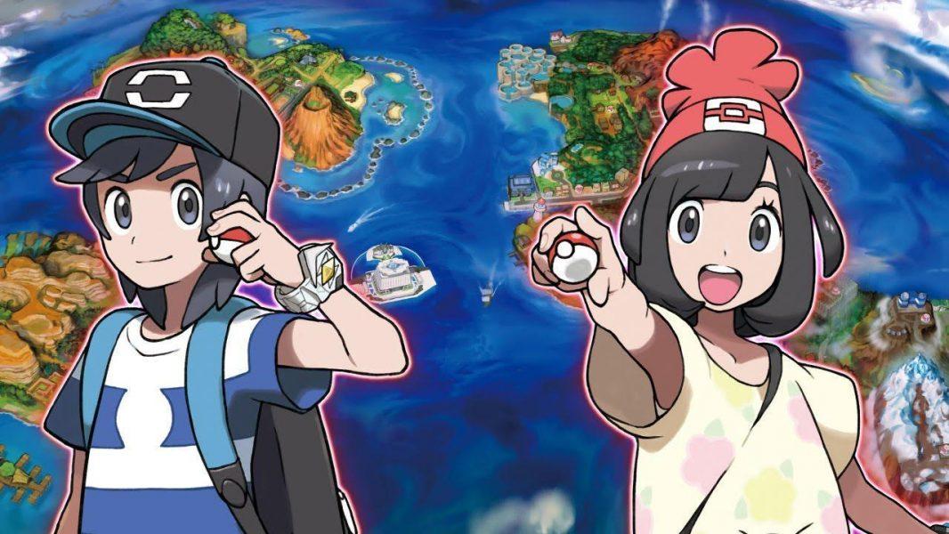 Pokemon Sun/Moon Gets New Details