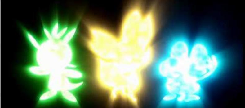 Pokemon X and Pokemon Y gets announced