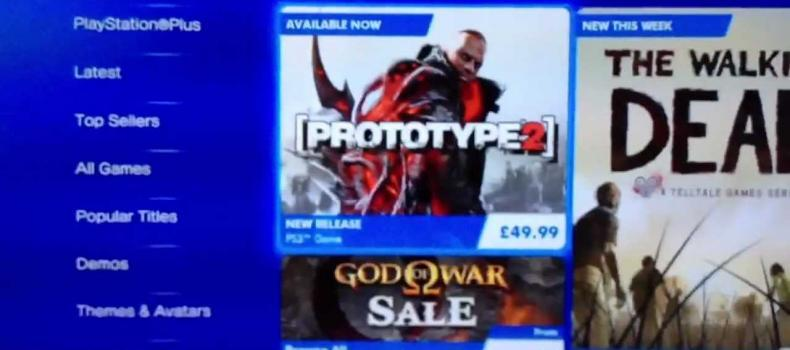 Prototype 2 Now Available on The EU PlayStation Store