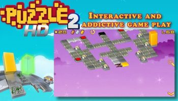 PUZZLE 2 HD, now available on Android… and FREE!